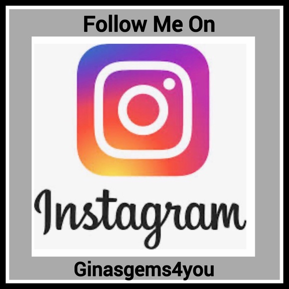 Follow Me On Instagram @ginasgems4you 🙌